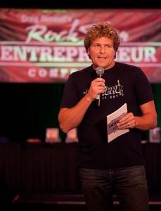 Professional Speaker, Marcus Slaton at Craig Duswalt's RockStar Entrepreneur Conference